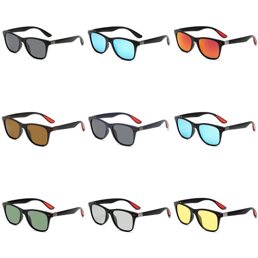 2020 Gafas de diseño de lujo para los hombres de las mujeres de la vendimia Gafas de sol Accesorios # 294