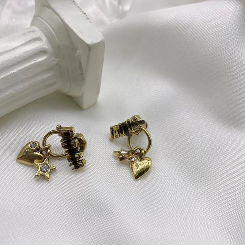 ear jacket earrings minimalist fashion heart stud earrings temperament fashion jewelry earings 2020 errings jewelry women