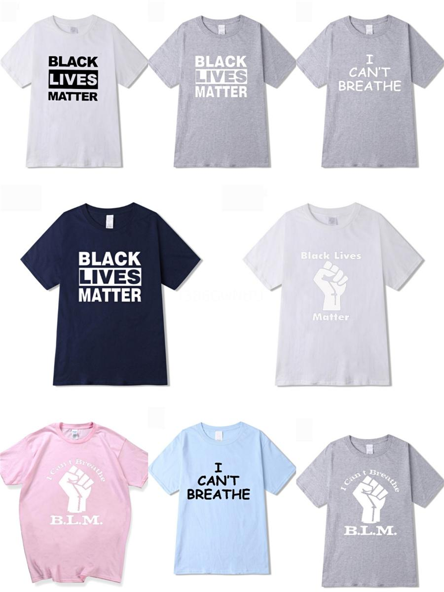 Nefes alamıyorum! 2020 Yaz Yeni Fasion Mens lüks Tasarımcı T Gömlek ~ Çinli Boyut tişörtleri ~ Yüksek Kalite Erkek Tasarımcı Kısa Kollu T Sh # 24
