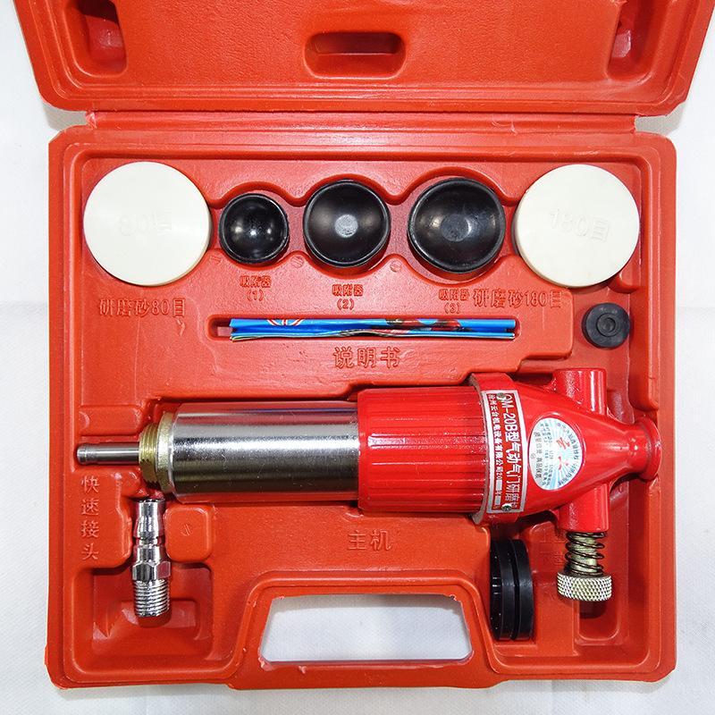 valve broyeur réparation auto moulin à valve pneumatique usine de moteur outil de vente directe réparation spot mouture
