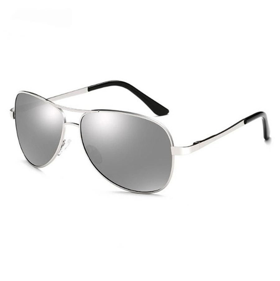 10 1Pcs Sunglasses Vassl Men Women High Quality Silver Frame Pink Uv400 Lenses Fashion Glasses Eyewear With Free Cases And Box #15105