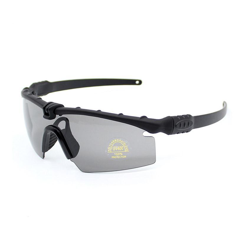 Sports de plein air Randonnée lunettes Camping Chasse Lunettes tactiques Cyclisme pêche Lunettes de soleil