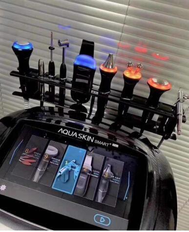 2020 chegam novas Beauty Salon equipamentos, alta qualidade multifunções cuidados da pele limpeza profunda da máquina da pele do Aqua facial