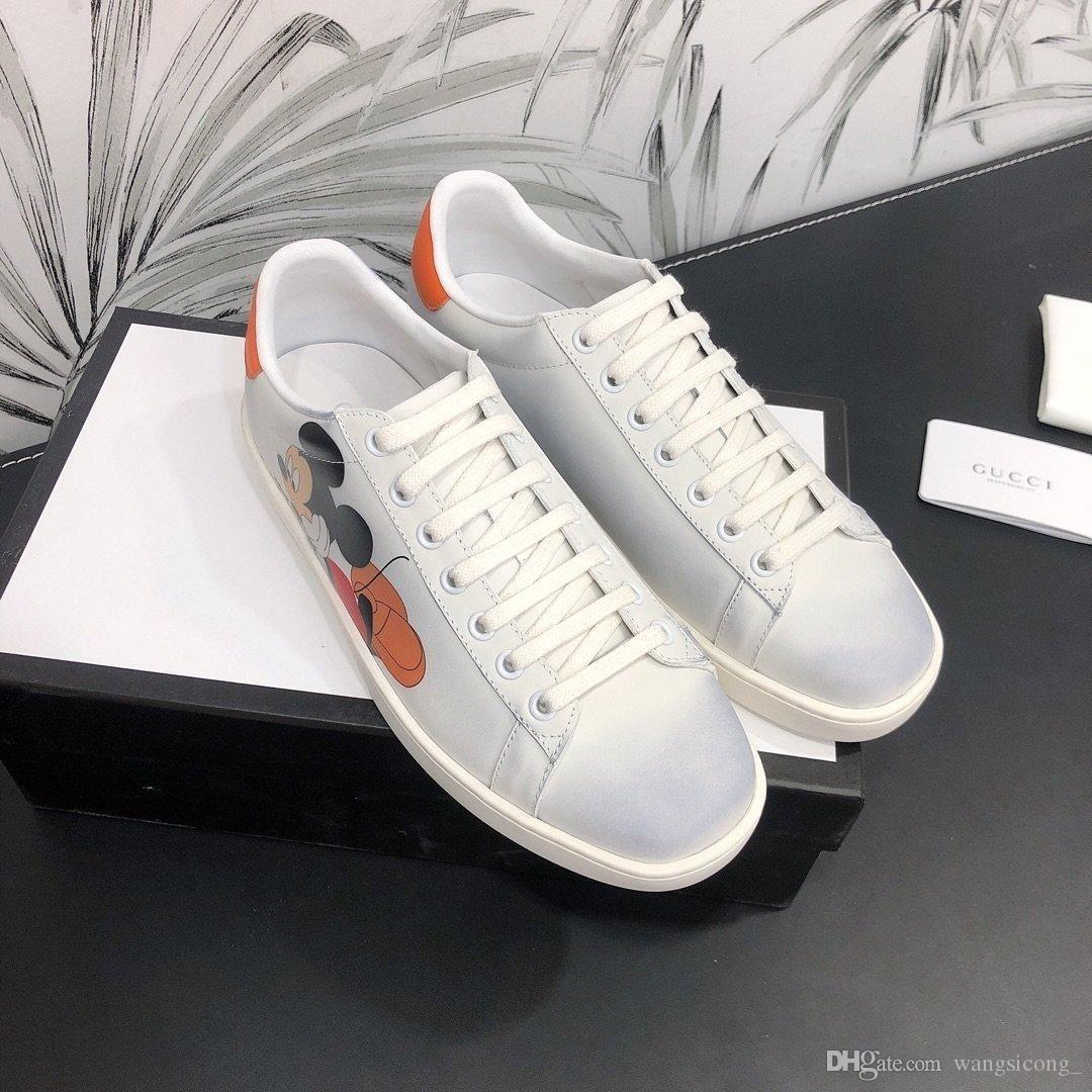 Fastlane Sneaker Denim Monogram Mans Lace Up di lussoprogettistaSneakers Moda Uomo Formatori Outdoor Casual Shoes Y01