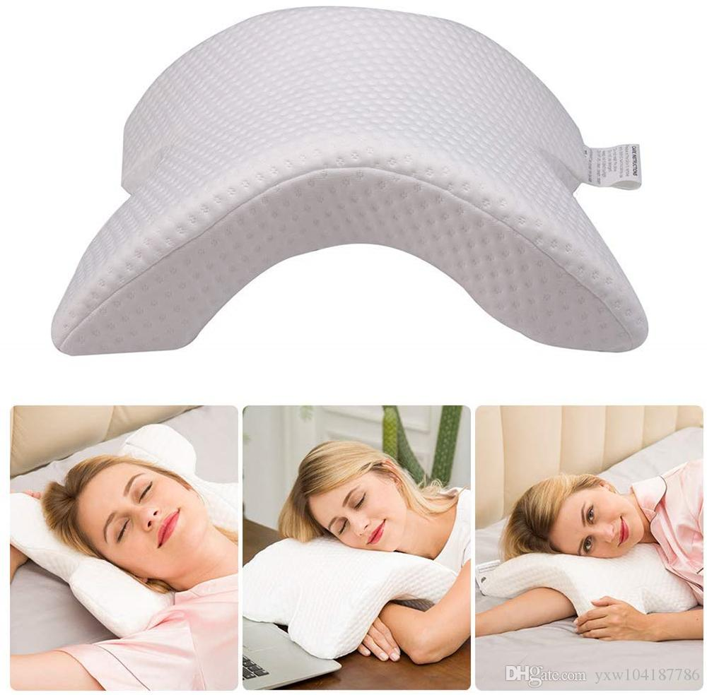 Cervical Neck Pillow For Sleeping Memory Foam Pillow Without