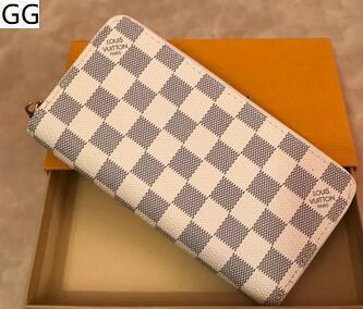 envío de las mujeres monedero de la cartera de doble cremallera de metal arco-nudo carpetas largas de múltiples tarjetas de alta capacidad del teléfono billetera regalo de la muchacha línea de presión ZKVP