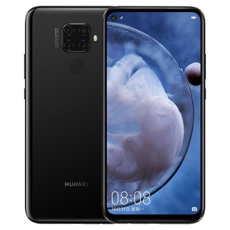 """Оригинальный Huawei Нова 5Z 4G LTE сотовый телефон 6GB RAM 64GB 128GB диск Кирин 810 окта Ядро 6.26"""" Полный экран 48.0MP отпечатков пальцев ID Мобильный телефон"""
