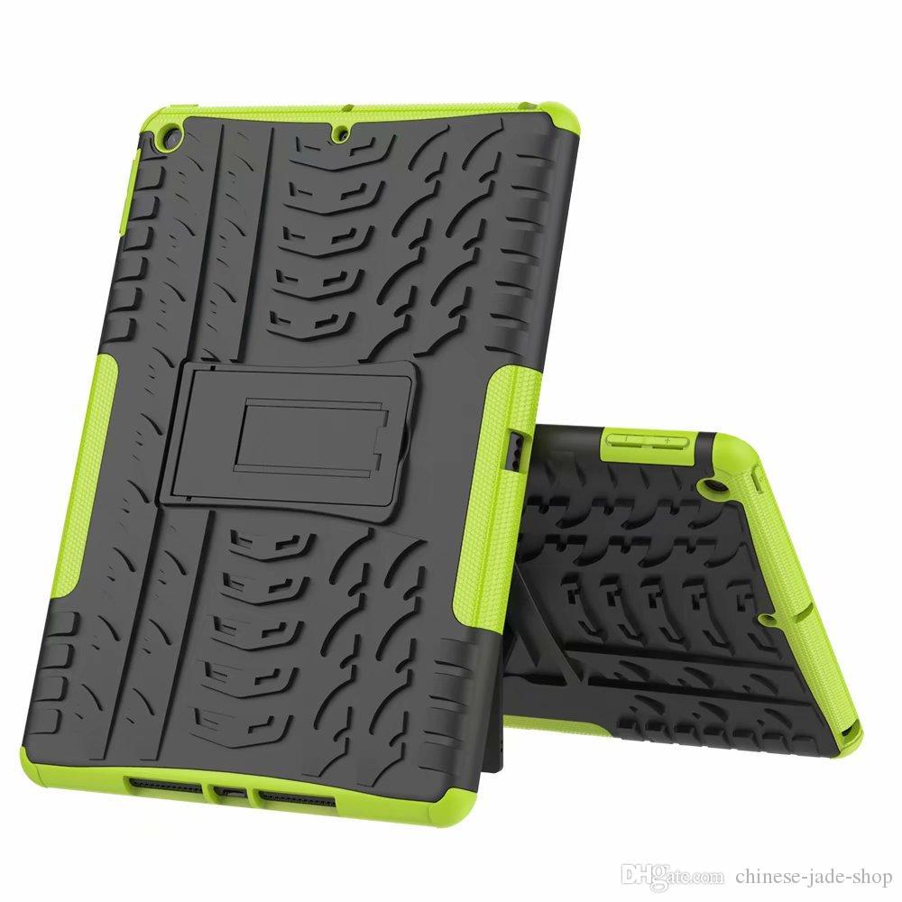 Hybrid KickStand Impact Rugged Heavy Duty TPU+PC Cover Case FOR IPAD PRO 11 2020 2018 200PC/LOT CRexpress