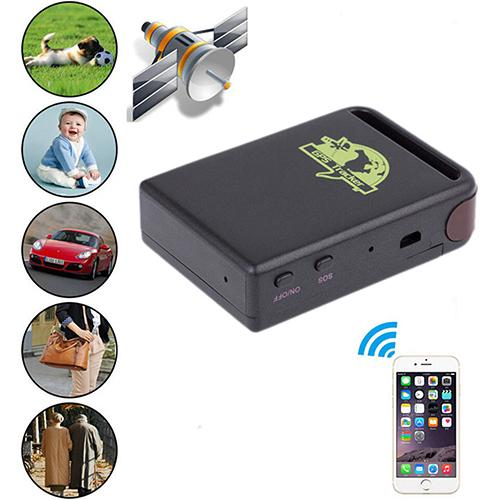 미니 자동차 GSM GPRS GPS 추적기 또는 자동차 차량 추적 로케이터 장치 TK102B