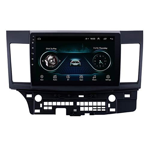 "10.1"" Android 9.0 Car Autoradio Bluetooth WIFI GPS Navigation Car Radio Stereo for 2008-2015 Mitsubishi Lancer-ex"