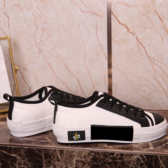 Eğik Erkekler Tasarımcı Ayakkabı çiçekler Teknik Tuval B23 Yüksek Top Sneakers Bayan Moda B22 B23 B24 B01 B02 Sneakers Ayakkabı Çizme s01