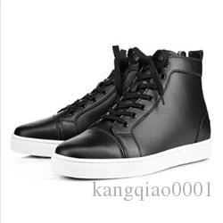 2020 sapatos novos designer original casuais homens e mulheres macio esportes casuais moda festa h059 casamento high-top rebite luxo