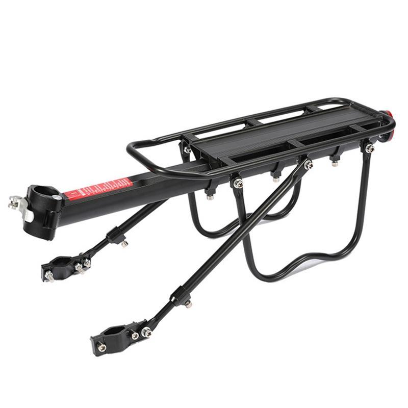 Велосипедная стойка рама из алюминиевого сплава багажная задняя несущая задняя стойка багажник для велосипедов MTB велосипед задняя полка с монтажным ключом