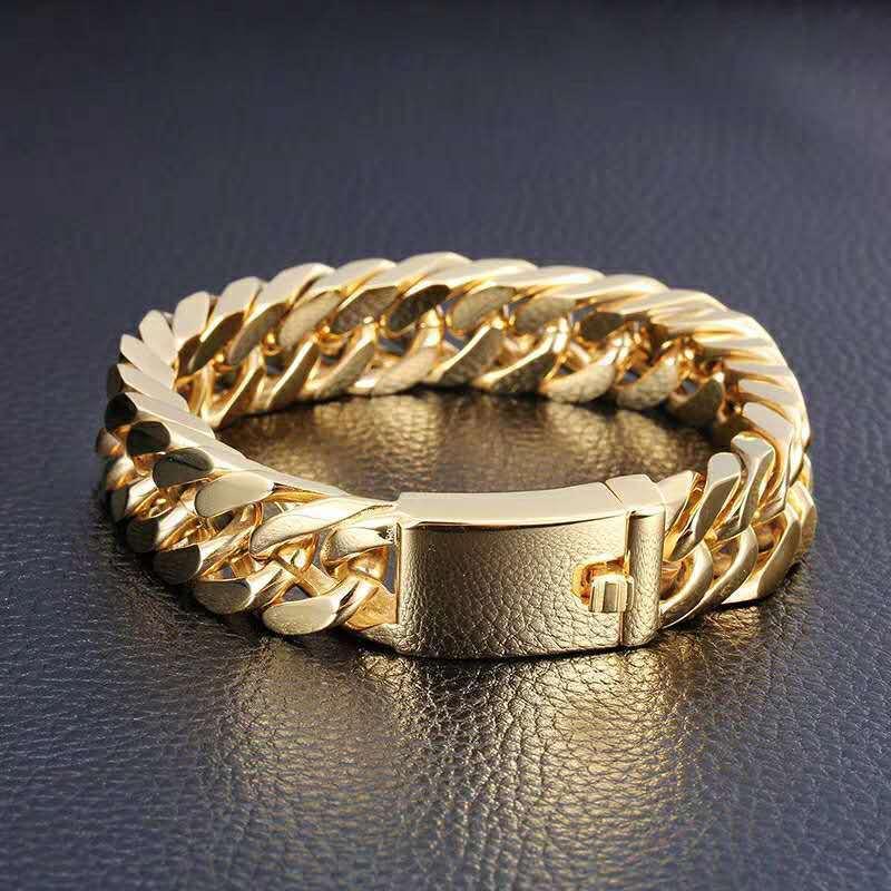 Роскошные европейские и америки мужские браслеты моды ювелирные изделия мужские Brace кружевные браслеты драгоценностей драгоценные камни подарки