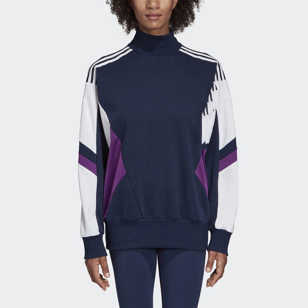 Qhp señora Sweater Hoodie maia con capucha 2 colores maroador Print