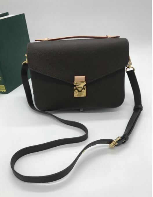 2020 mujeres de la alta calidad de cuero del mensajero del bolso pochette bolsas de hombro de las mujeres de Metis bolsas crossbody # M40780