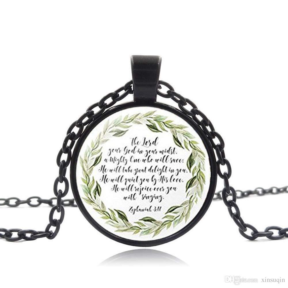 style2 Vintage Necklace Pendant Glass Art Photo Cabochon Glass dome Pendant Chain Necklace cabochon Art Pendant Necklace