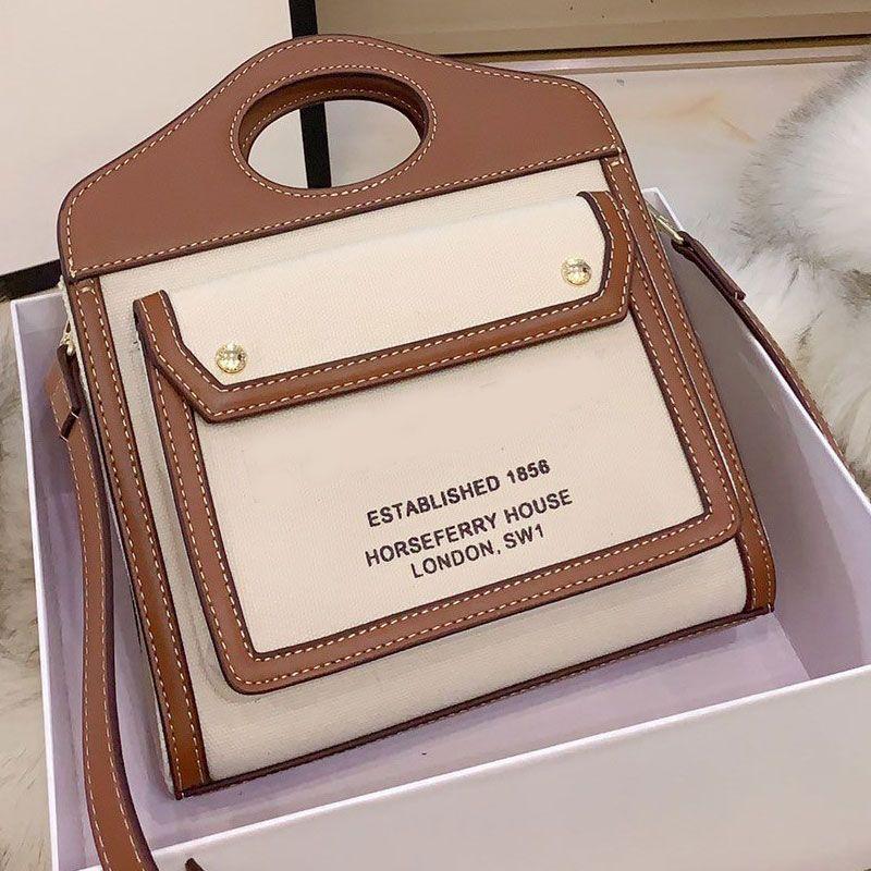 Femmes Sac Messenger Bag Fashion style classique Lettre ordinaire Portefeuille dame Mesdames épaule sacs fourre-tout poignée en cuir Livraison gratuite