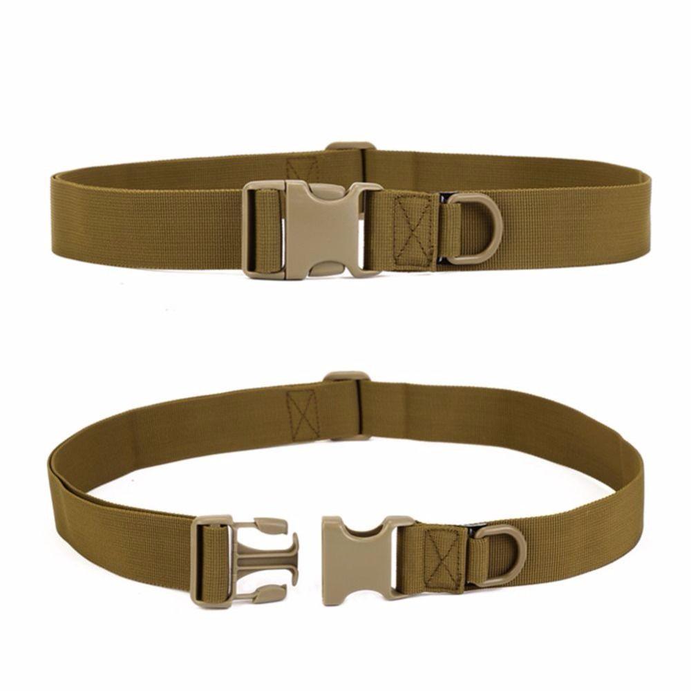 Homens ajustável Tactical Belt Buckle tático Bolsa Cintura Military Rescue Series Útil ferramenta de alta qualidade em vários bolsos