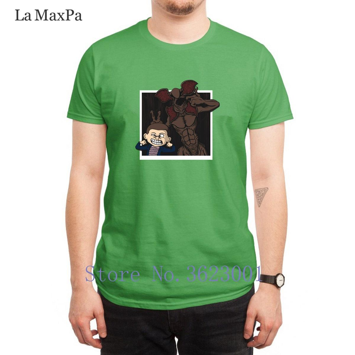 Drucke Einzigartiges T-Shirt des Kopf gestellt Buddies T-Shirt Stilvolle Kleidung T-Shirt Man Super große Größen für Männer Pop Top Tee
