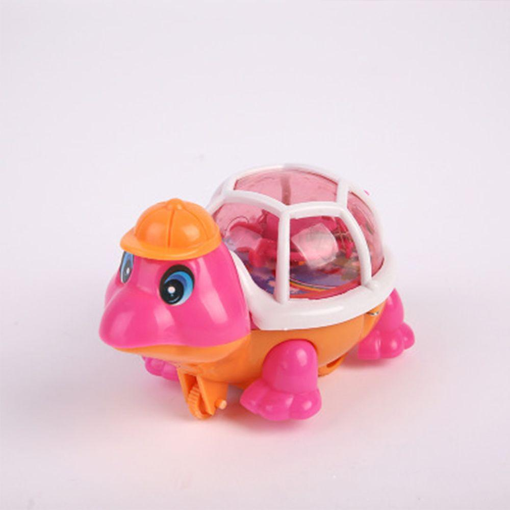 Creative Funny Cute Wind Up Toy Baby Gift Turtle Animal Baby Educational Toy Style Random 3pcs