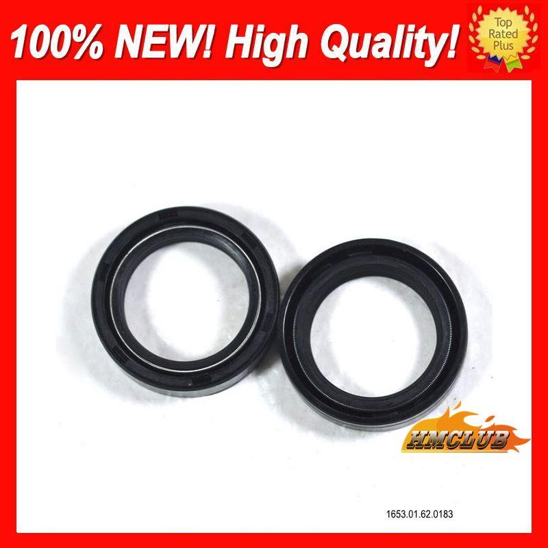Oil Motos Frente Fork Seals Set Para Aprilia RS4 125 RS125 06 07 08 09 10 11 RS 125 2006 2007 Seal Oil 2008 2011 CL368 Shock Absorber