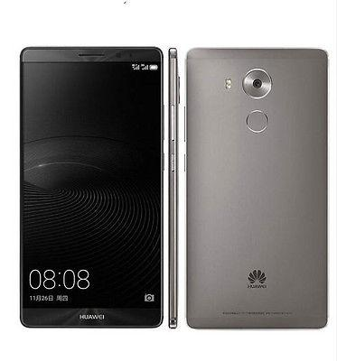 Original Huawei Mate 8 4G LTE Cell Phone 3GB RAM 32GB ROM Kirin 950 Octa Core Android 6.0 inch 16.0MP NFC Fingerprint ID Smart Mobile Phone