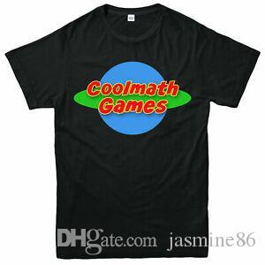 Coolmath Planet Jogos de Jogos de Matemática Site para crianças Top camiseta