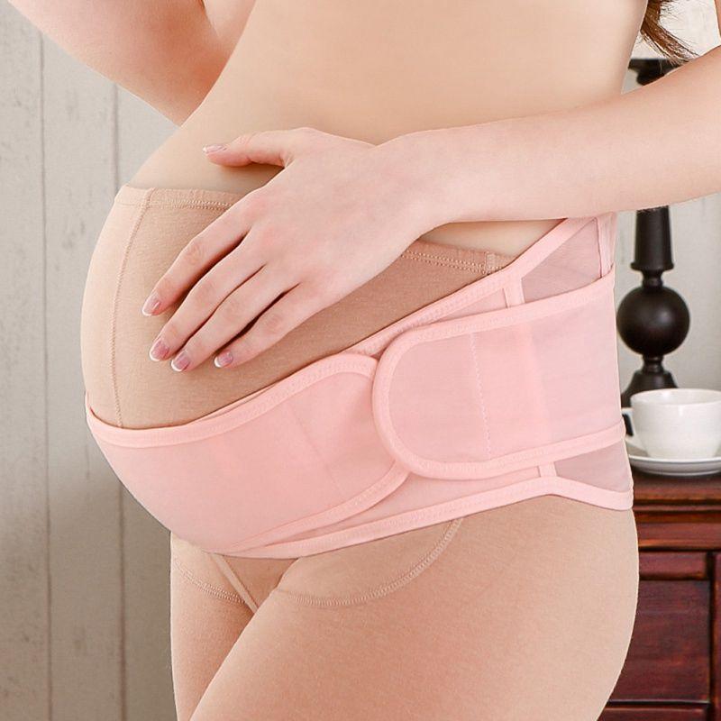 Comfortable Breathable Women Maternity Prenatal Spuc Belt Band Back Abdominal Support Girdle Spuc Belts Hot x