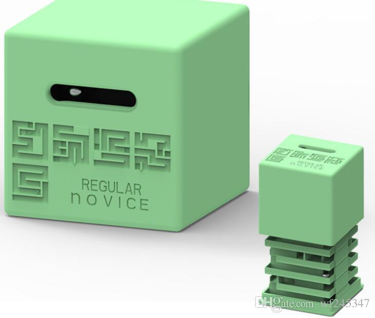 Puzzle intelligence stéréo 3D jouet difficile balle multi-couche labyrinthe carré jouets créatifs pour enfants de Magic Cube en gros