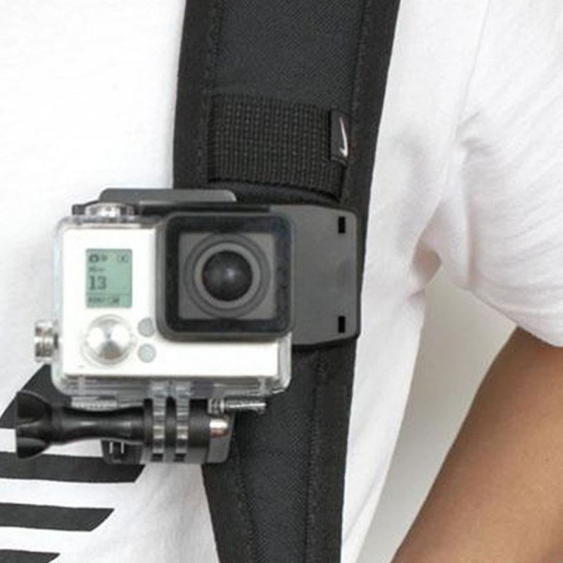 360 ° Clip de Montaje para GoPro /& Cámaras De Acción