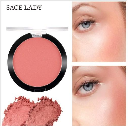 Cheek Blusher Mineral Palettes Rougepinsel Palette Creme Natürliches Rouge Gesicht Rouge Makeup