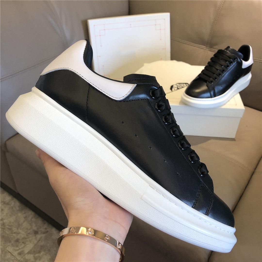 Stattliche beiläufige Schuh-Frauen der Männer tägliche Lifestyle Skateschuh Trendy Plattform Gehen Trainer Persönlichkeit Trainer