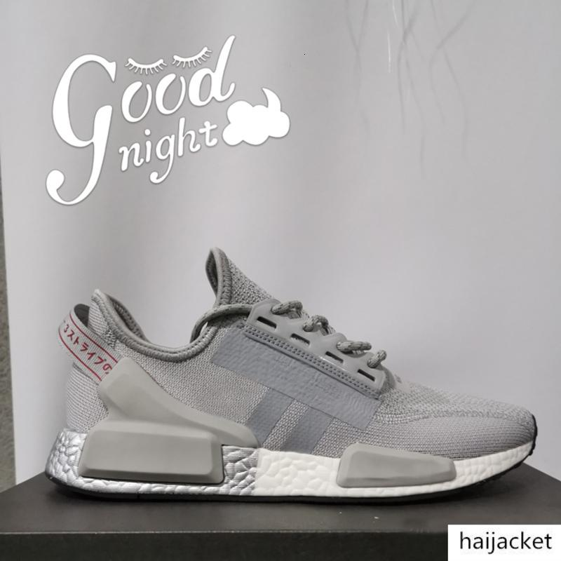 Nmd R1 V2 Des Chaussures Core Black White Mens Casual Og Bred Metallic Gold Triple Men Women Designer Shoes Size Baby Stuff Toys Cool Stuffed Toys From Haijacket 21 97 Dhgate Com