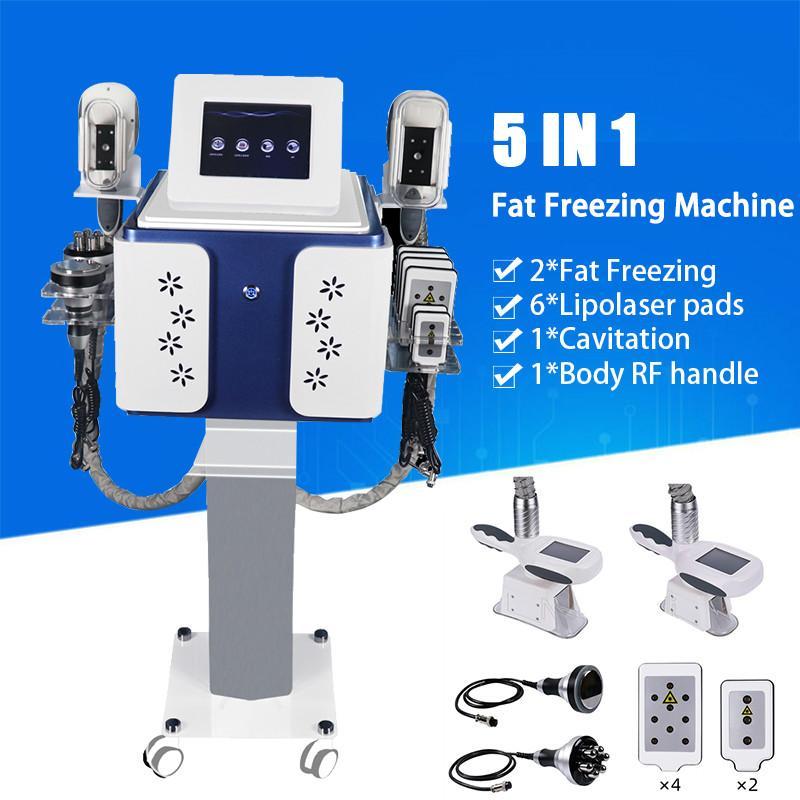 2020 última aparição exclusiva Cryolipolysis gordura congelamento equipamentos de remoção emagrecimento máquina crioterapia gordura corporal Para Celulite Redução