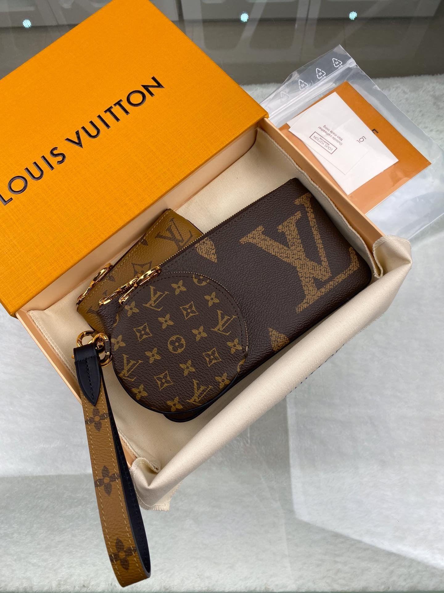 Trio Pouch luxe Mode petit Sacs à main femmes célèbres marques Designer Sacs à bandoulière femmes Sacs à bandoulière 2020 Porte-Famale Sacs à main