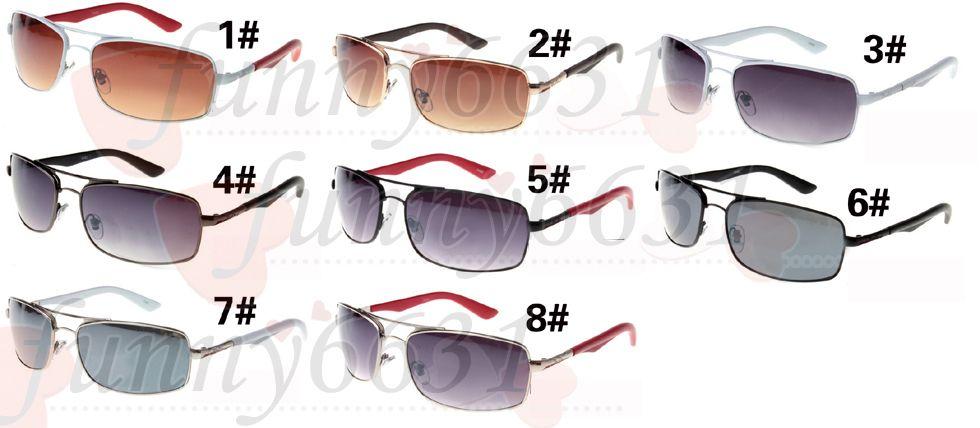 New Arrival Fashion Men Sunglasses metal Frame Women Eyeglasses Sun Glasses High Quality Brand Design unisex Sunglasses free shipping