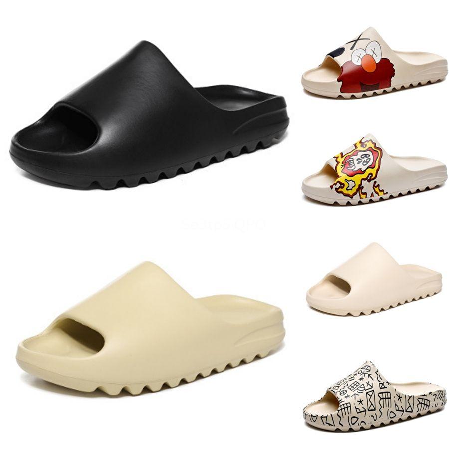 Byqdy Frauen Männer Sandalen Sommer 2020-Plattform-Sandelholz-Absatz-Schuhe Knöchelriemen-Damen Sandalen Casual Schuhe Rosa-Schwarz-Discount Y200 # 203