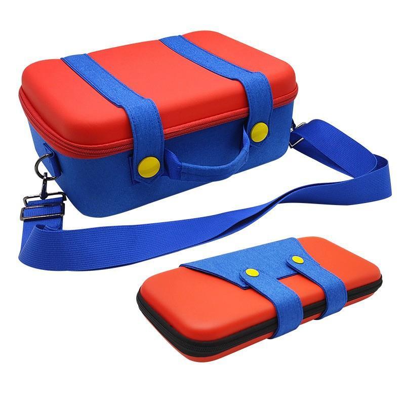 Ева хранения сумка для Nintendo Переключатель Сумка приставкам NS Хост аксессуары пакет Nintend коммутатор Аксессуары Joycon чехол