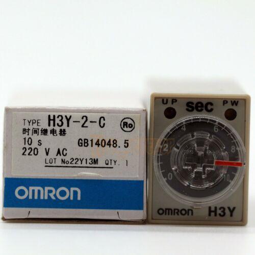 OMRON 1pc Новый h3y-2-C Малый реле времени 1 Yaer гарантия Быстрая доставка