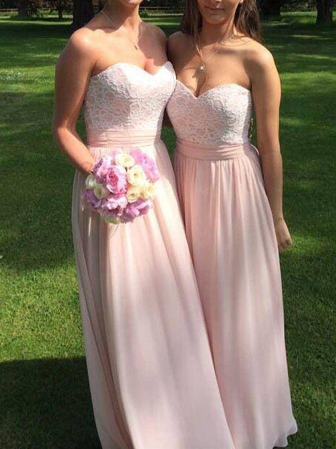 Navy Blue Cheap Bridesmaid Dresses