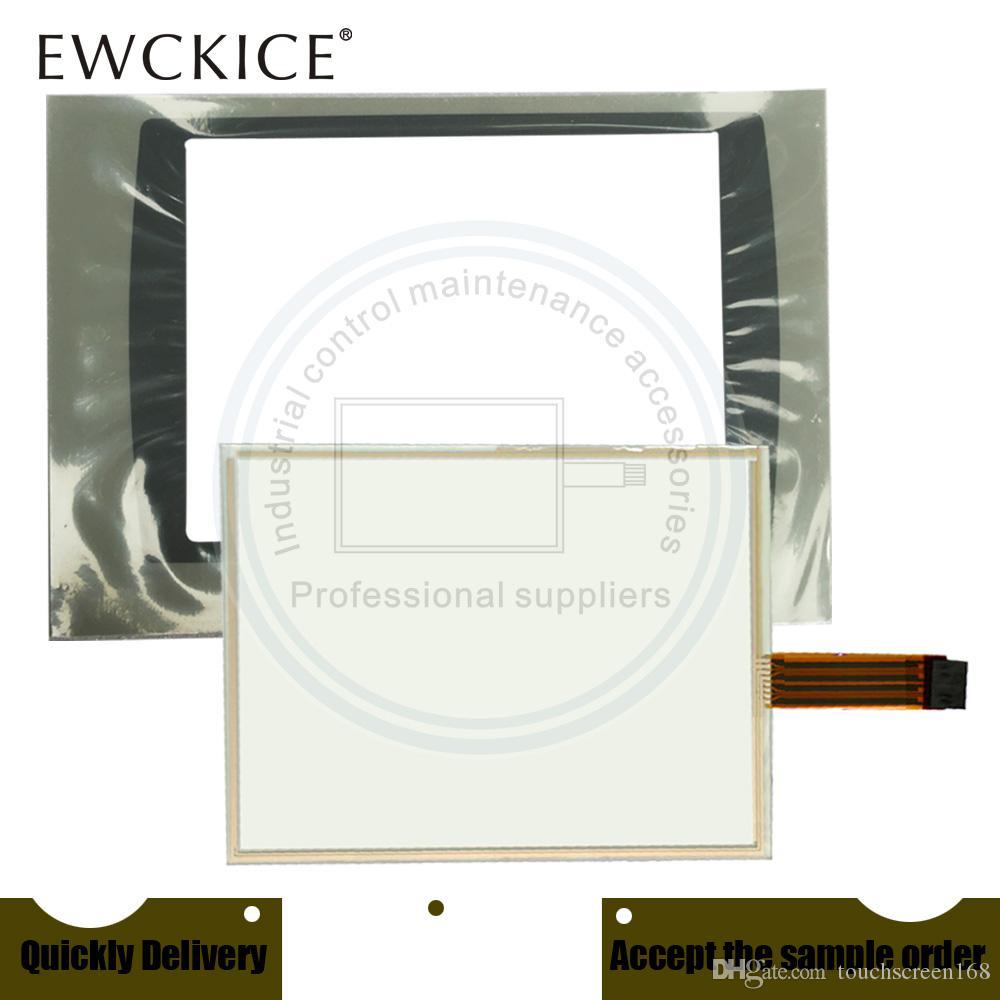 Original NEUE PanelView Plus 1000 2711P-T10C4A1 2711P-T10C4A2 2711P-T10C4A8 2711P-T10C4A9 PLC HMI Industrie-TouchScreen UND Front-Etikett, Film