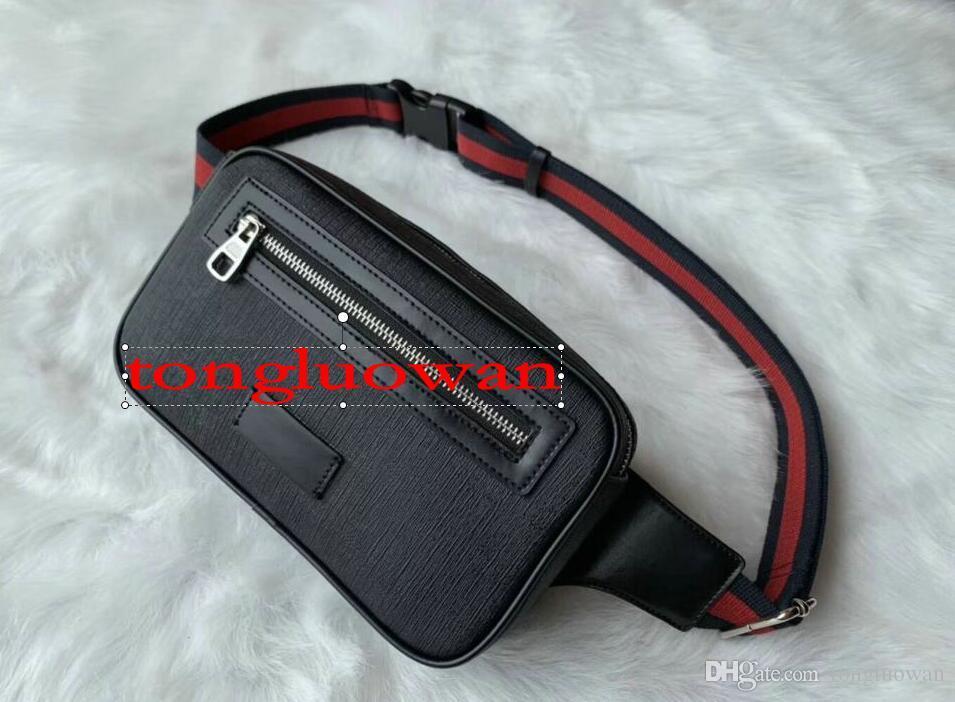 Erkekler tasarımcı çanta Unisex Bay Bayan deri Spor Koşucu Fanny Paketi Göbek Bel Bum Çanta Spor Koşu Kemer Koşu Kılıfı Geri ızgara