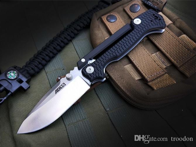 COLD STEEL AD-15 S35VN tactique légitime défense pliage edc couteau de poche cadeau camping couteau noël couteaux de chasse a2916