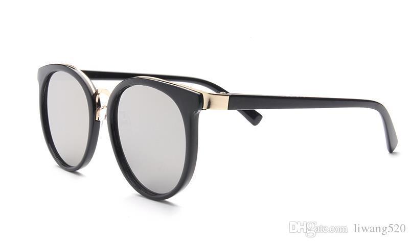 2020 per le donne da sole di alta qualitá 08 stile nuovo di modo Occhiali da sole del progettista Occhiali da sole trasporto libero