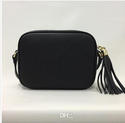 Top Qualität Soho Tasche Mode Handtaschen Brieftasche Frauen Handtasche Frau Taschen Crossbody Disco Schulter Fransen Messenger Geldbörse