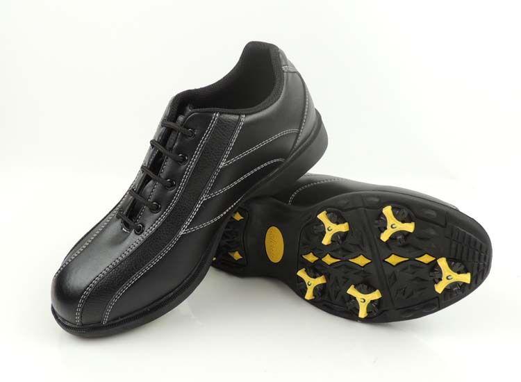 гольф обувь мужчин женщин golfschuhe непромокаемые кожаные Zapatos де гольф пункт Hombre chaussure Спайкер golfschoenen Nails Removable