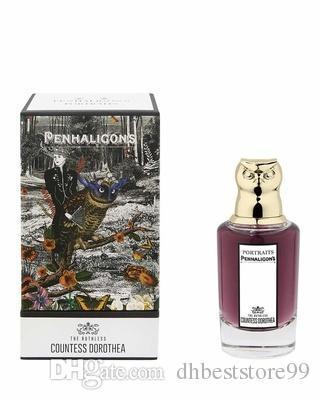 Homens e Mulheres Perfume retrato Animal coruja a nova edição do charme limitado 75 ml sem postagem entrega rápida