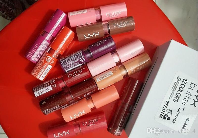 HOT NEW Makeup Factory Direct DHL Бесплатная доставка Новый макияж губ Оригинальный Тарелка ретро матовый блеск для губ Matte Liquid Lipstick! 5мл