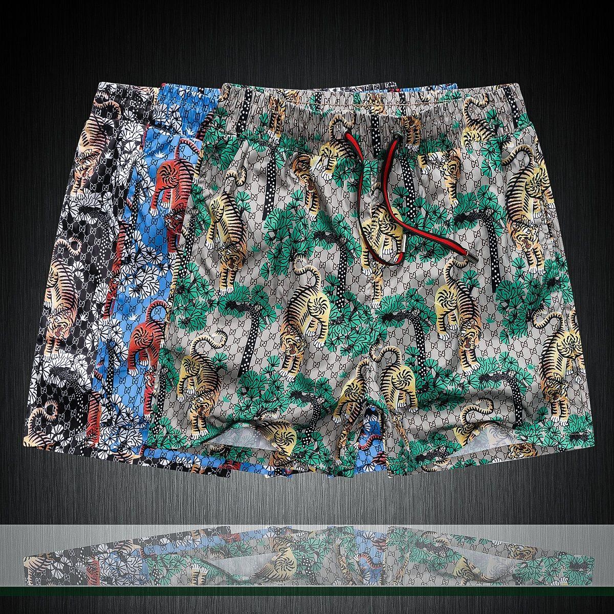 Fashion Factory gros Shorts d'été Nouveau design boardshort impression rapide séchage Board plage Pantalons Hommes Hommes Short de bain